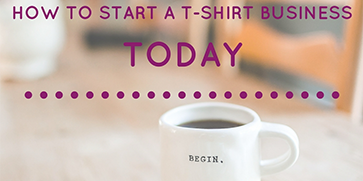 How to Start a T-Shirt Business with Customon: Quick Tips for Success