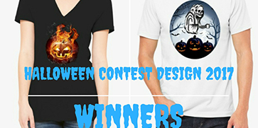 Meet Halloween Contest Winners 2017 on Customon