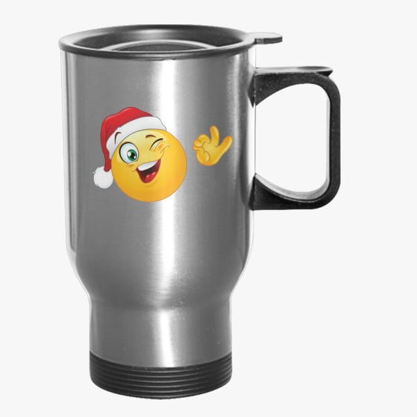 12 Days of Employee Christmas Gifts: Christmas is Fine Travel Mug