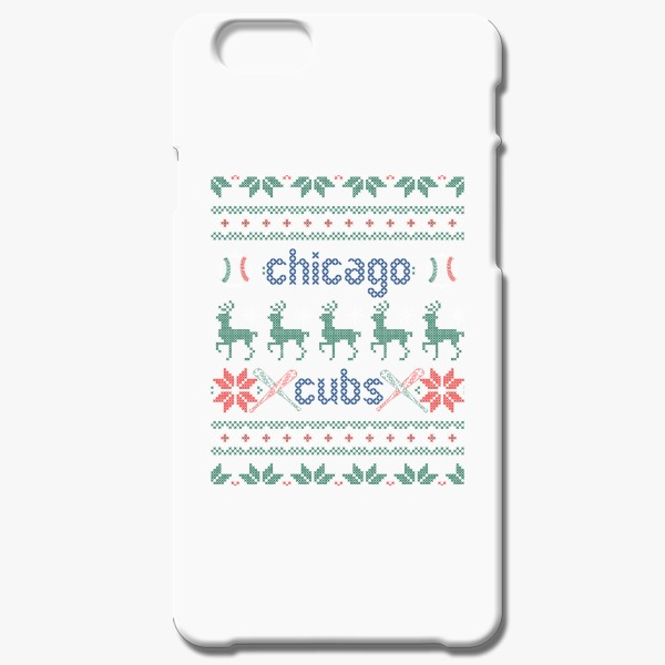 12 Days of Employee Gift Ideas: Christmas Baseball iPhone 6.6s Case