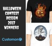 HALLOWEEN CONTEST DESIGN 2017 WINNERS