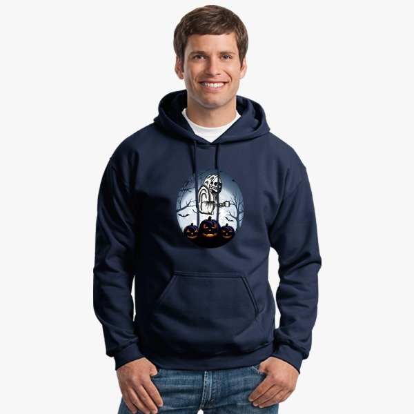 Halloween Contest 2017 Second Best Design Halloween Hoodie