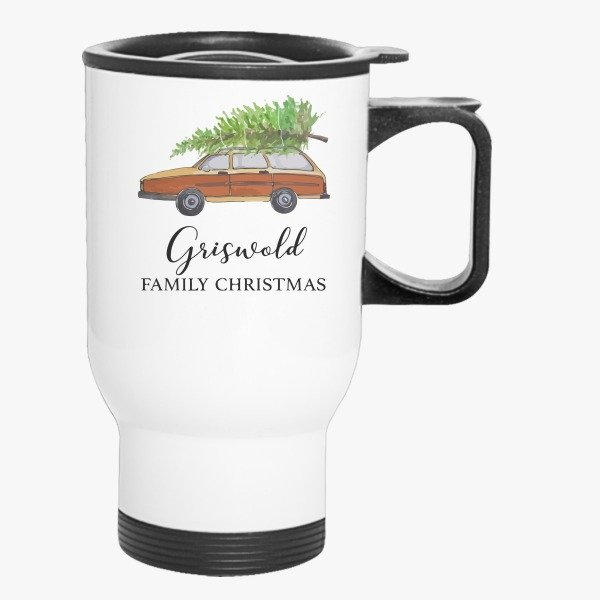 12 Days of Christmas Gift Ideas for Her Christmas Vacation Griswold Family Christmas Travel Mug