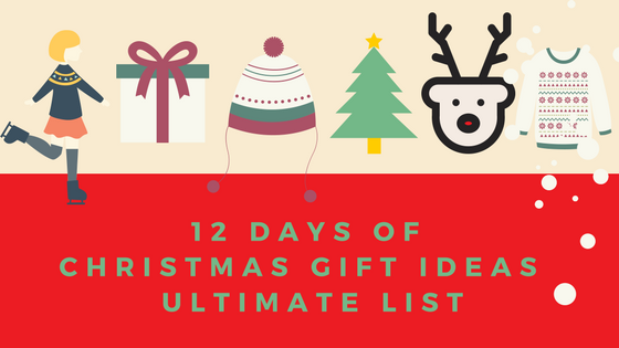 12 Days of Christmas Gift Ideas – BEST FIND this Holiday Season