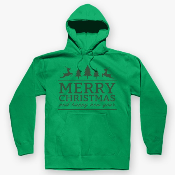 Company Employee Christmas Gift Ideas: Christmas Hoodie