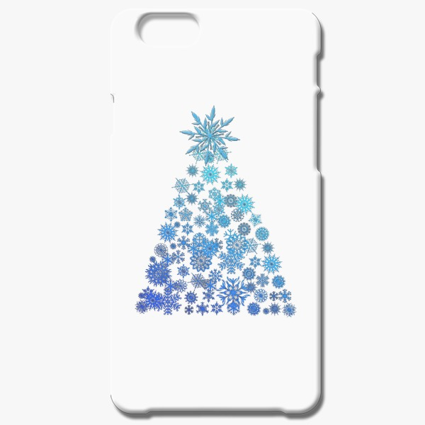 Corporate Gifts for Employees Ideas Christmas Tree iPhone 6-6 S Case Customon