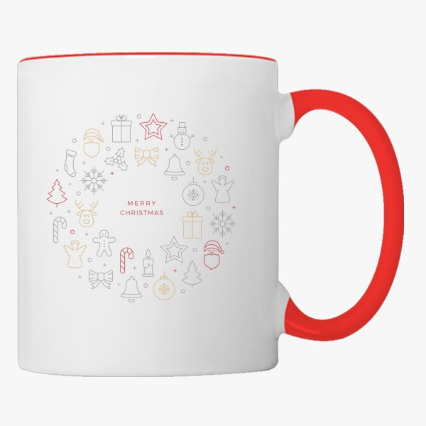 Employee Christmas Gift Ideas for Corporations Christmas Coffee Mug Customon