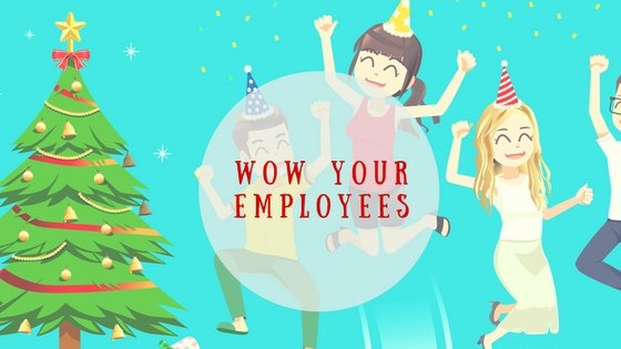 Employee Christmas Gift Ideas to Inspire and Wow Your Team