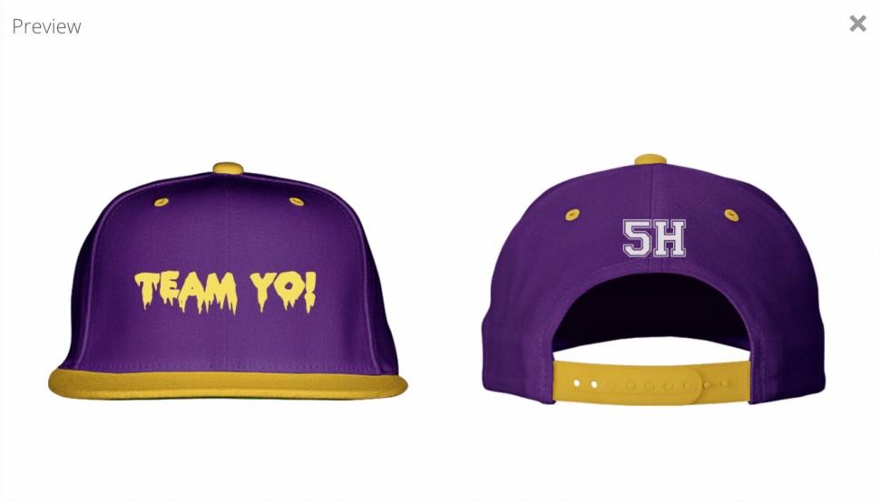Cheap Custom Hats Embroidery: Customize Your Design on the Front and Back