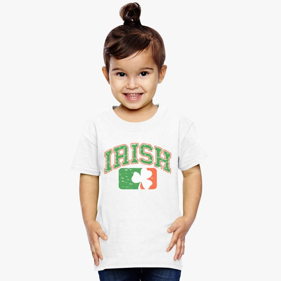St. Patrick's Day Shirts Ideas for Kids