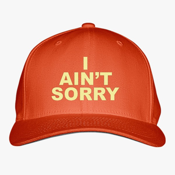 Rude Custom Embroidered Hats