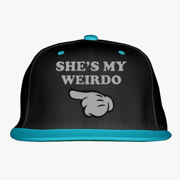 Custom Embroidered Hats for Couples