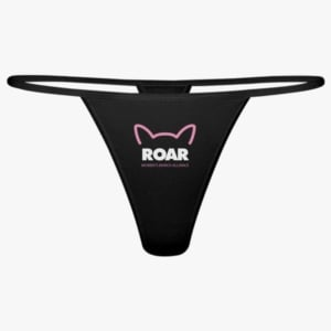 custom women thong